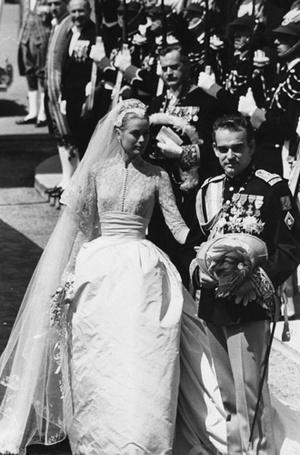 Фото №11 - 8 неожиданных фактов о свадьбе Грейс Келли и князя Ренье