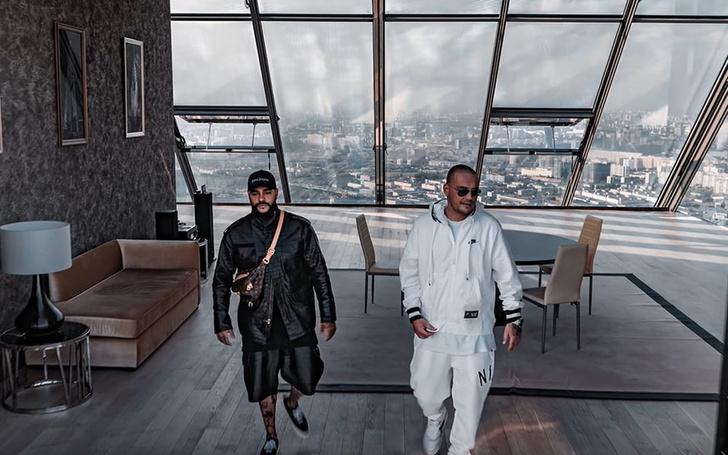 Фото №1 - На тот самый клип Тимати и Гуфа пожаловались в Центризбирком за нарушение дня тишины