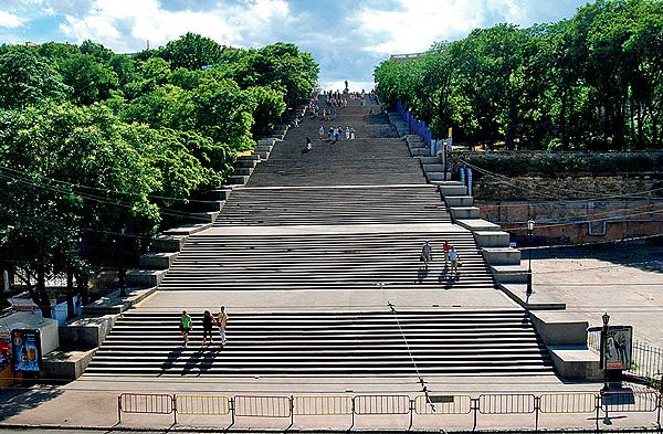 Фото №3 - Три века Потемкинской лестницы