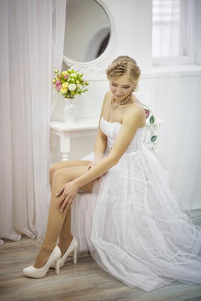 Фото №8 - Под марш Мендельсона: актуальные тренды свадебной моды