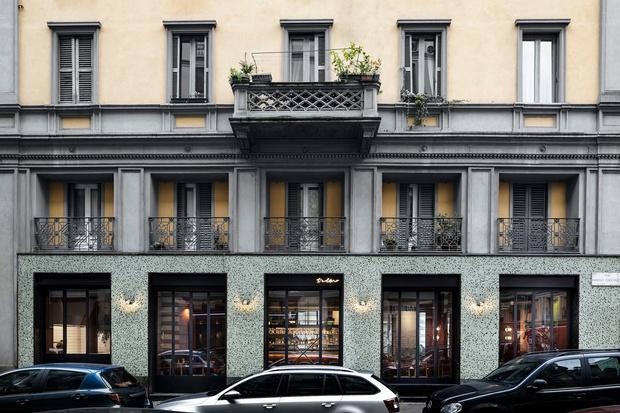 Фото №8 - Все на борт: ресторан Barmare L'Altro в Милане