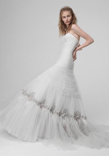 Фото №10 - Новая свадебная коллекция Valentin Yudashkin haute couture