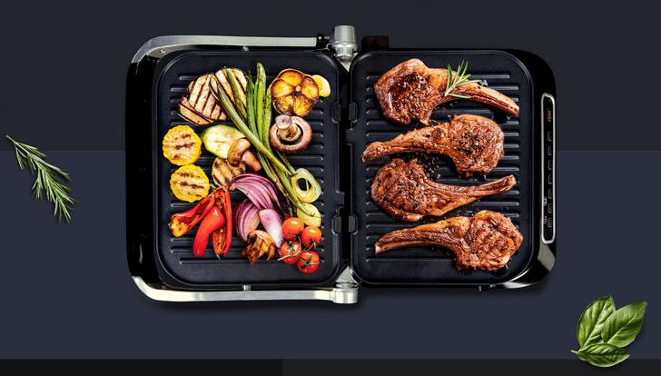 Фото №1 - Вся кухня в одном SteakMaster