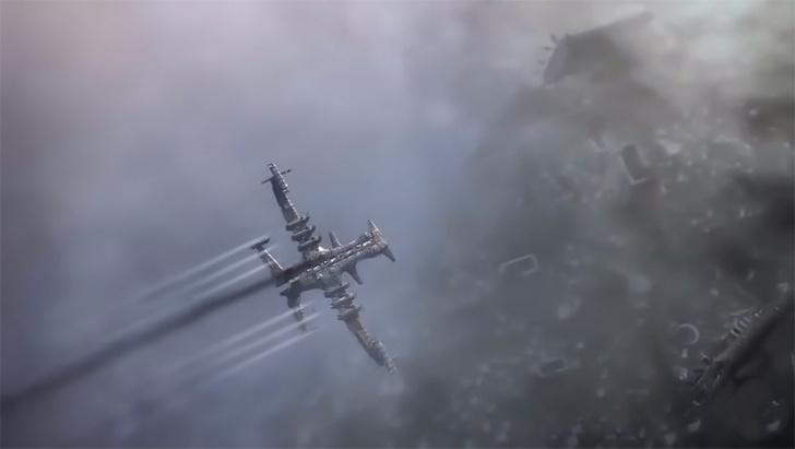 Фото №1 - Короткометражка недели: «Крепость. Последний день войны» (фантастика, 2016, Россия, 9:20)