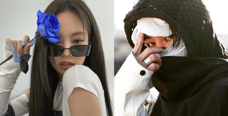 Фото №5 - Что на самом деле: встречаются или расстались G-Dragon и Дженни из BLACKPINK? 😎