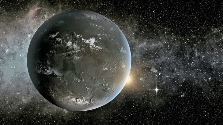 Фото №2 - Микрородня с суперземли