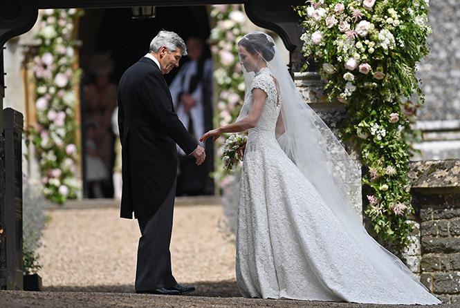 Фото №7 - Две невесты: Пиппа Миддлтон vs Кейт Миддлтон