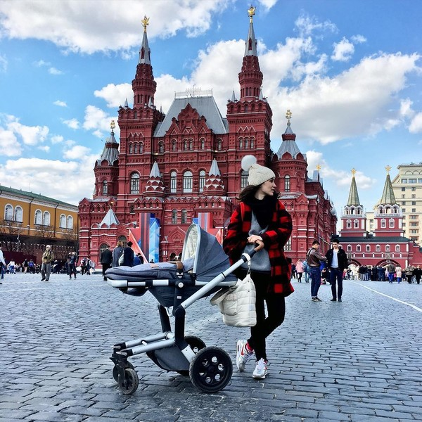 Фото №2 - Виктория Дайнеко спровоцировала слухи о новом романе