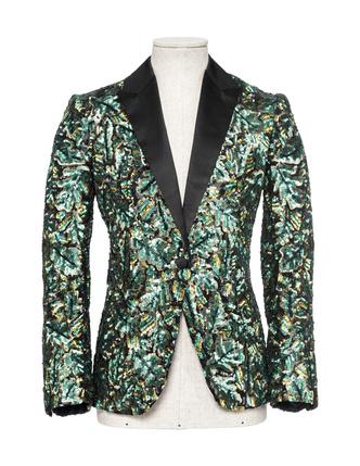 Фото №8 - Звездный дизайнер и подруга Мика Джаггера: самые роскошные наряды Л'Рен Скотт