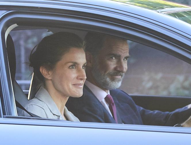 Фото №4 - Почему королева Испании Летиция уходит в тень