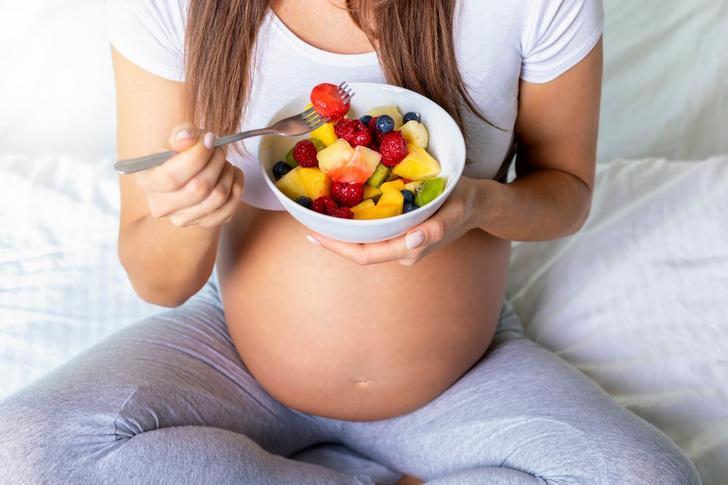 быстрый набор веса при беременности причины