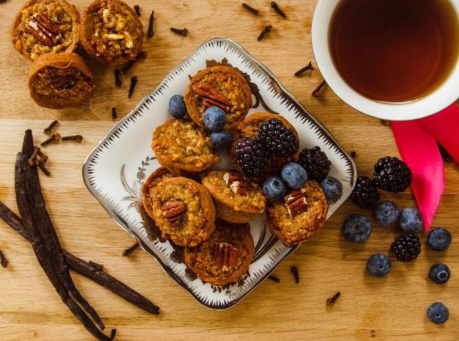 Фото №5 - Два рецепта печенья с пеканом от шеф-кондитера Никиты Посохова