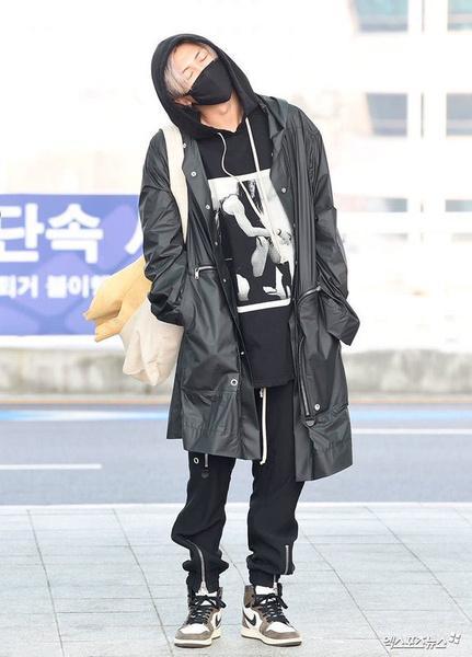 Фото №3 - 5 самых стильных осенних образов: показывает RM из BTS