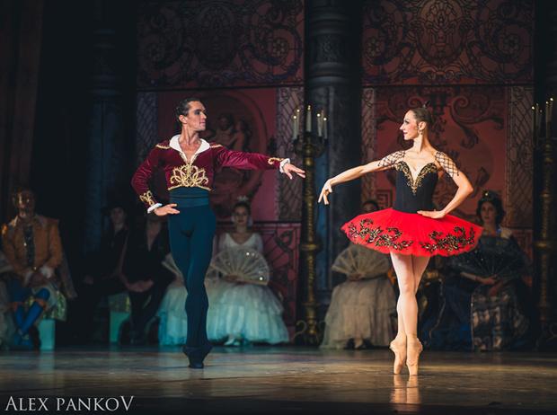 Фото №2 - Николай Чевычелов: «В балете порой нужно перешагивать даже через самих себя»