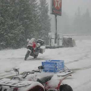 Фото №1 - Пасхальный снег над Америкой