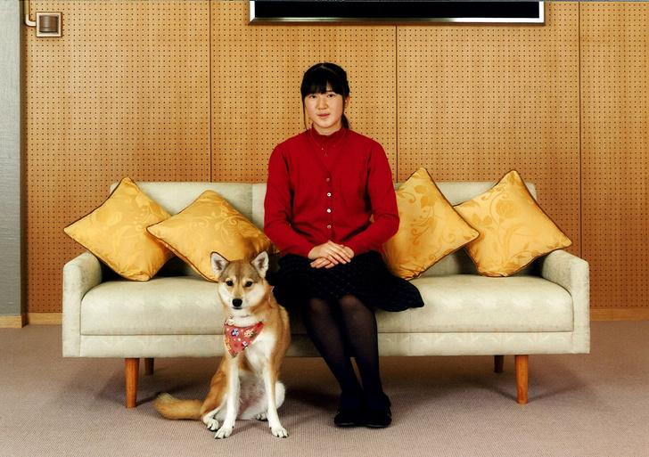 Фото №2 - Неврозы, анорексия, нелюбовь: как живет принцесса Айко, японская «царевна Несмеяна»