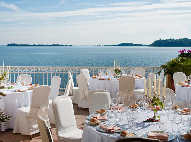 Фото №1 - Гранд-отель на озере Гарда: традиции роскоши