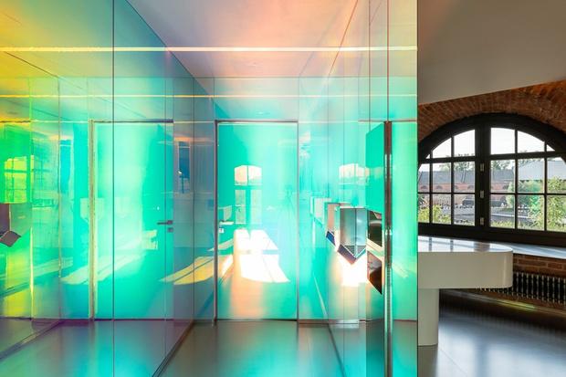 Фото №8 - «Цифергауз»— рабочее пространство будущего