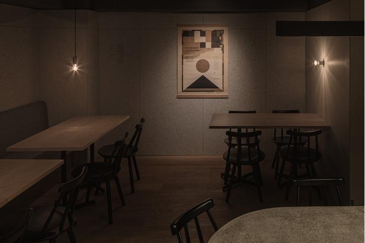 Фото №4 - Минималистский ресторан Grillno в Токио