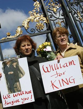 Фото №9 - Принц Чарльз и его Камилла: двое против всех