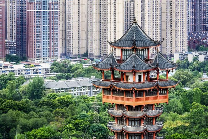 Фото №1 - Одна среди миллиарда: как русскому жить по-китайски в Чэнду