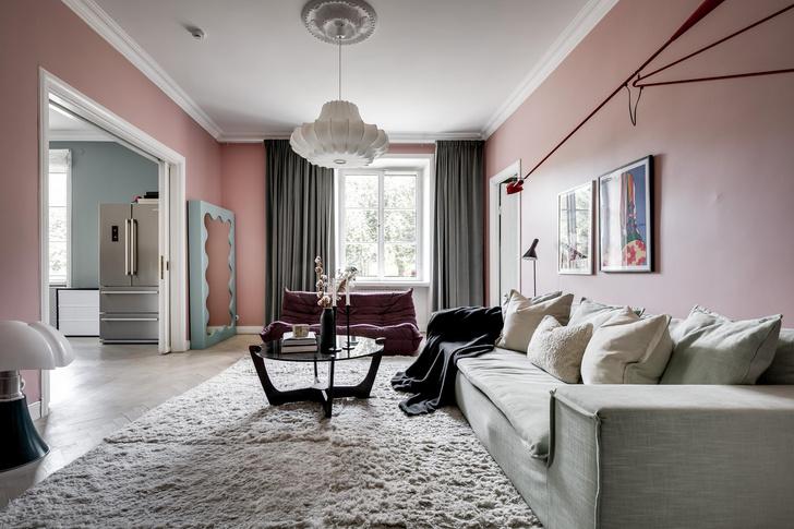 Фото №8 - Квартира шведского модного блогера Марго Дитц