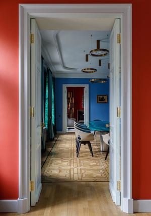 Фото №4 - Офис юридической фирмы в особняке XIX века в Москве