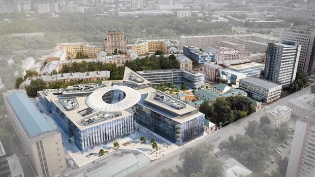 Фото №1 - В строительство студенческих кампусов до 2025-го года вложат 36 миллиардов