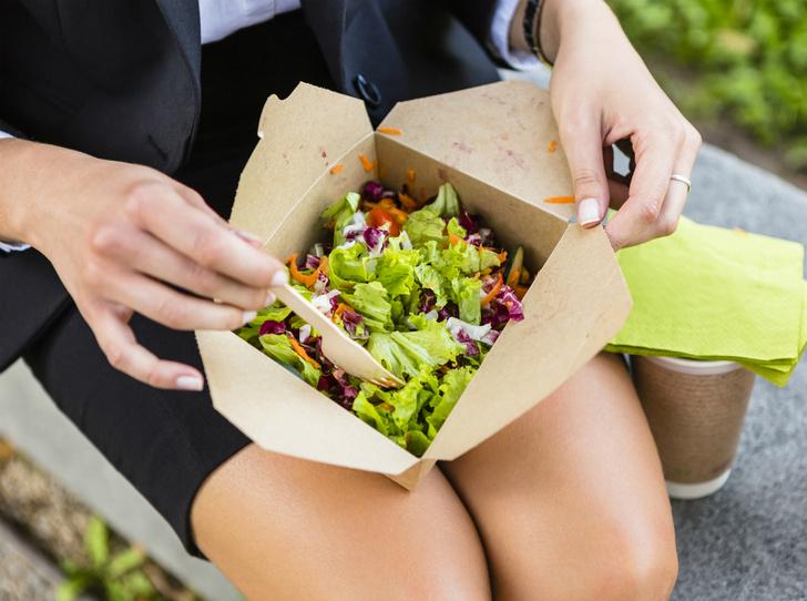 Фото №1 - Обед с собой: 6 простых и полезных вариантов