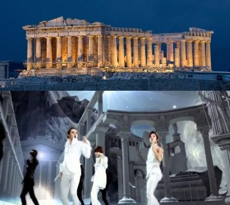 Фото №8 - Глубокомысленный k-pop: 10 случаев, когда айдолы заимствовали образы из мифов Древней Греции