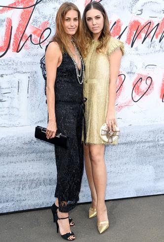 Фото №29 - Китти Спенсер, принцессы Йоркские и Ольга Куриленко на самой модной вечеринке Лондона