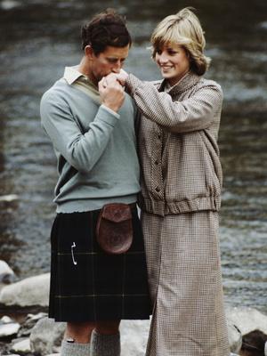 Фото №2 - Момент любви: архивное фото, доказывающее, что Чарльз и Диана были счастливы вместе