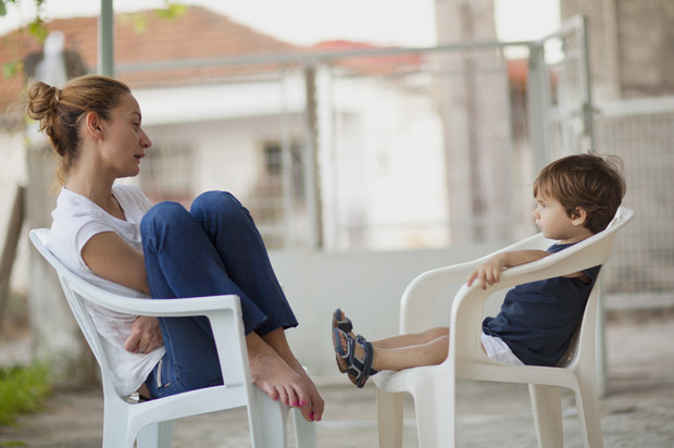 Фото №2 - 50 маминых фраз, которые я клялась не говорить своим детям