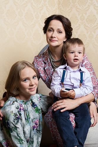 Фото №1 - Ольга Кабо: «Рождение ребенка – это эликсир молодости для женщины»