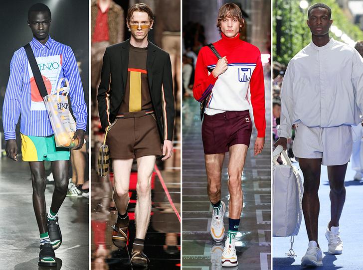 Фото №11 - 11 трендов c Недель мужской моды SS19, которые пригодятся не только мужчинам