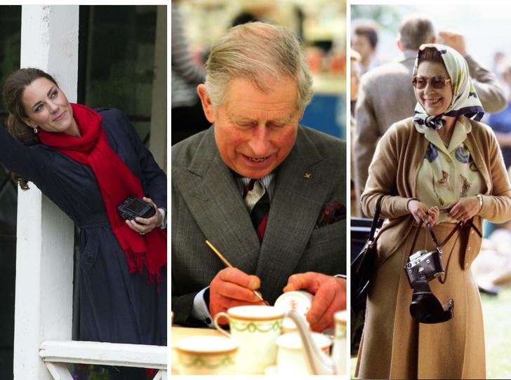 Фото №1 - Особые таланты: 8 королевских хобби, которые вас удивят