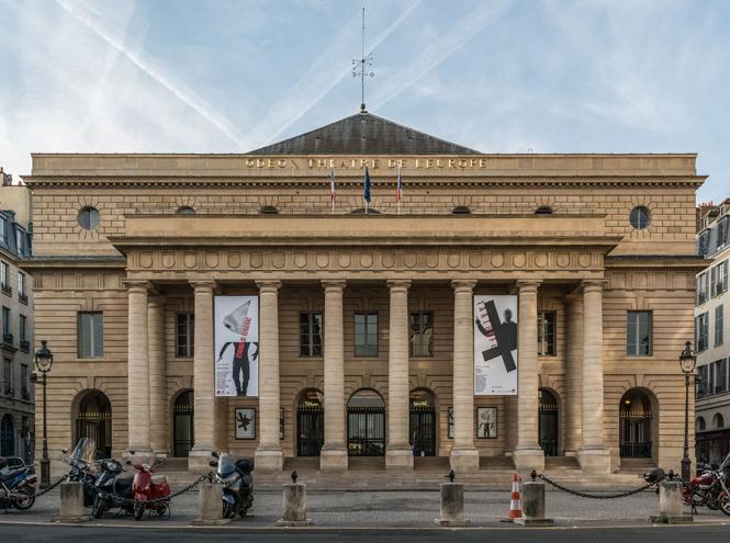 Фото №9 - Летим в театр: 10 лучших театральных подмостков Парижа