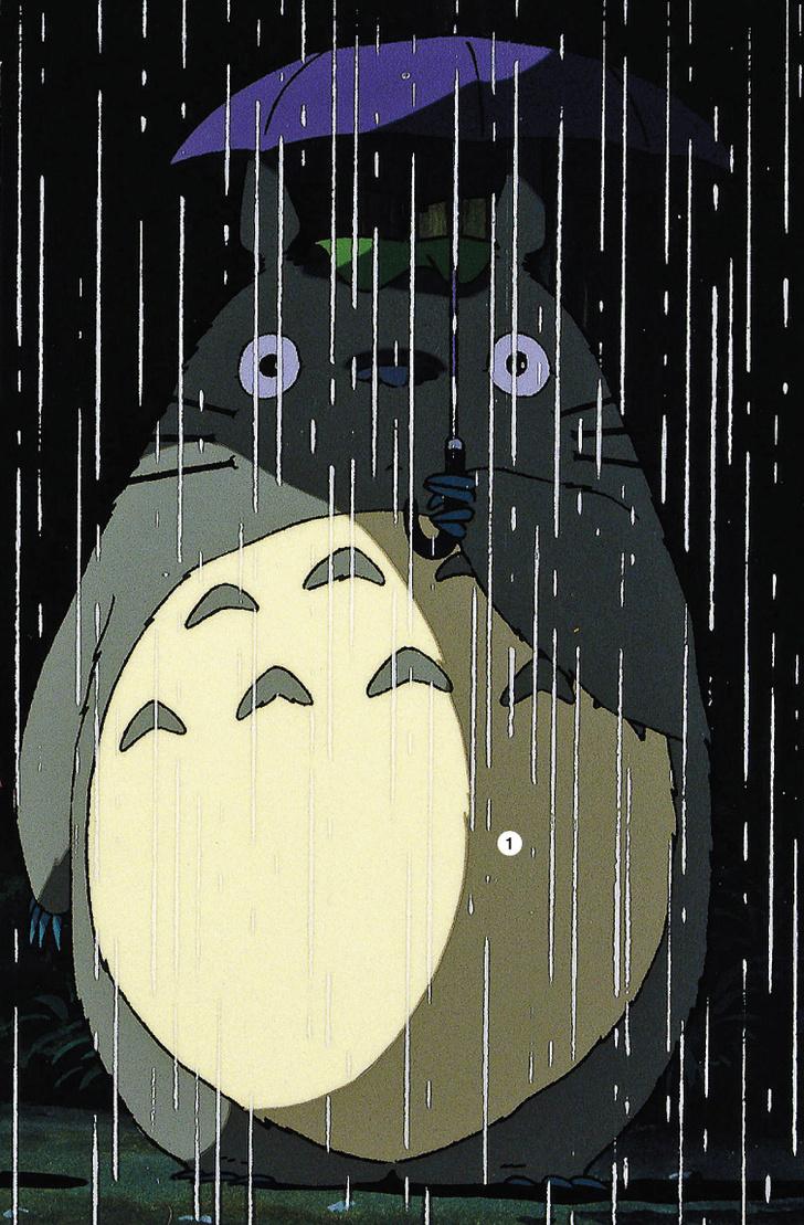 Фото №2 - Там, где живут чудовища: 6 фактов о Тоторо Хаяо Миядзаки