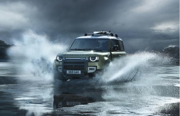 Фото №2 - Дорогой ты наш защитник!Land Rover ожидаемо удивил ценой на новый Defender