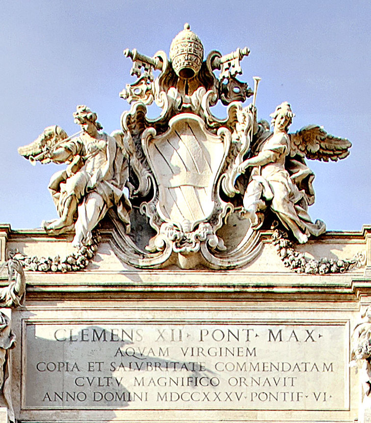 Фото №6 - 11 любопытных фактов о фонтане Треви