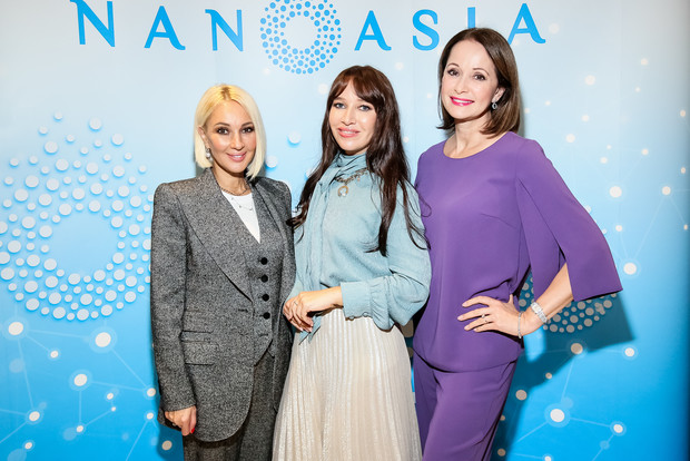 Лера Кудрявцева, Кира Сорокина и Ольга Кабо