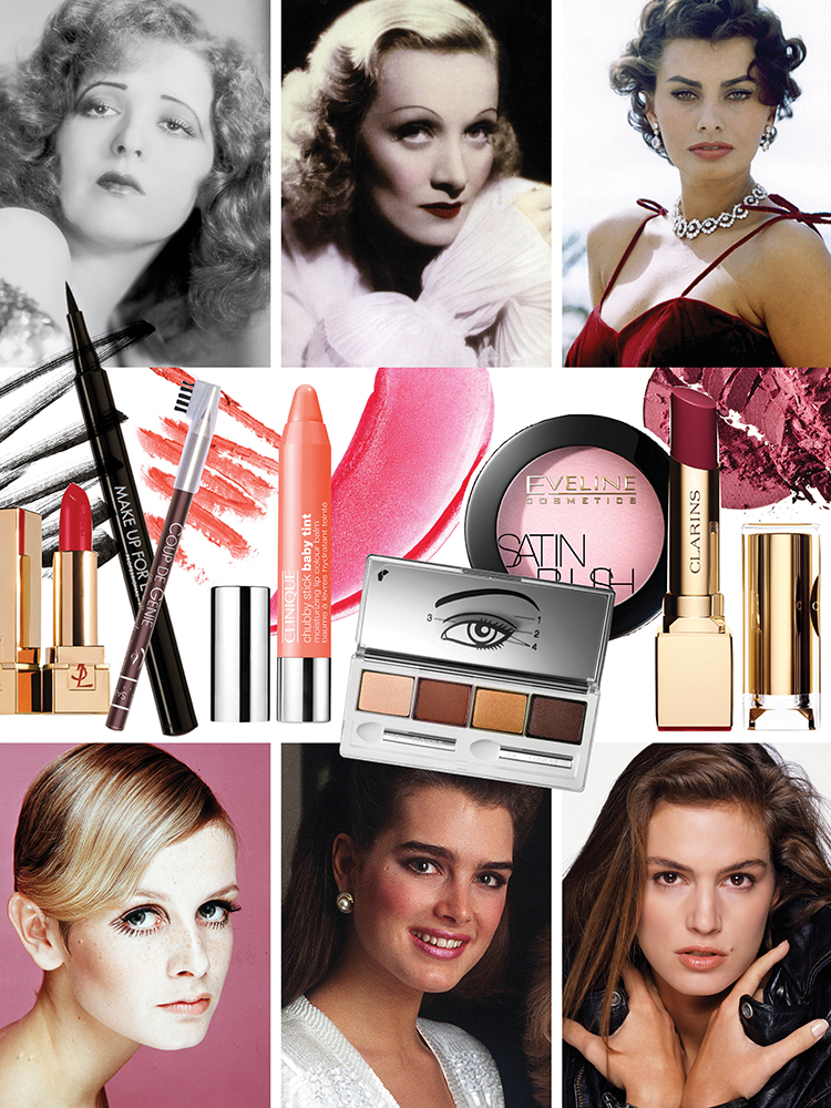 "Макияж в стиле ""гэтсби"" (15 фото): make-up и прическа 20-х годов пошагово"