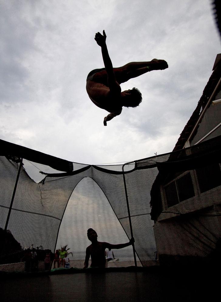 Фото №6 - Границы возможного: сальто над пропастью