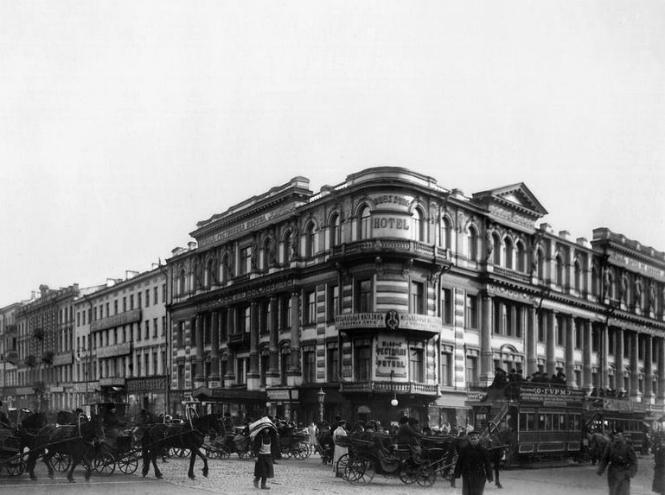 Фото №3 - 6 фактов о Санкт-Петербурге, которые расскажет отель Radisson Royal St. Petersburg