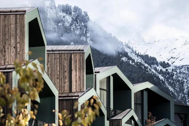Фото №1 - Отель в горах Южного Тироля