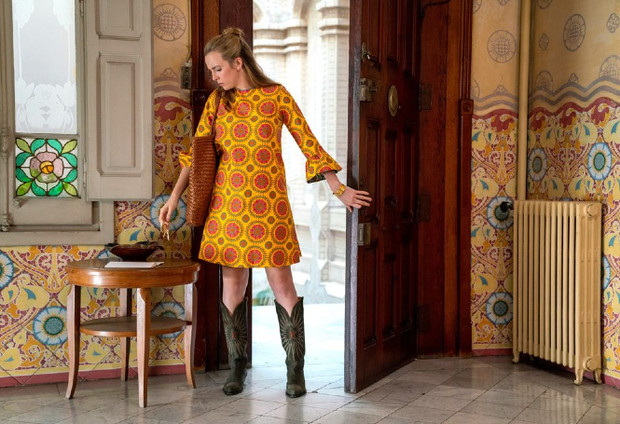 Фото №8 - Самый модный киллер: почему все влюблены в стиль Вилланель из «Убивая Еву»