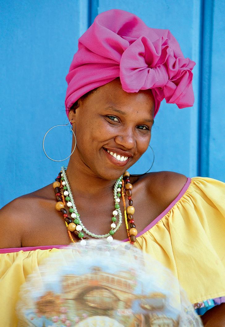 Фото №1 - Мисс мира: Куба. Цветок тропиков