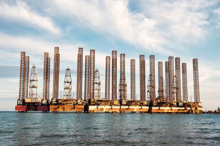 Фото №1 - Заброшенные нефтяные платформы послужат на пользу океану