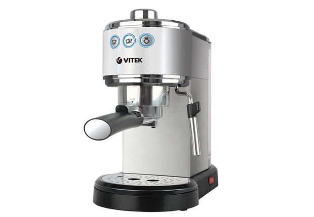 Фото №1 - Конкурс. Придумай подпись к фото звезды и выиграй автоматическую кофеварку Vitek VT- 1515