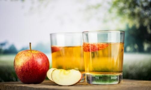Фото №1 - Эксперты выяснили, где делают лучший яблочный сок